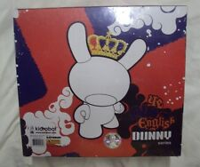 DUNNY YE OLDE ENGLISH SERIES SEALED BOX KIDROBOT 2008 NEVER OPENED ONE OWNER
