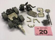 Warhammer 40K Gorkamorka Ork Rokkit Buggy Metal OOP
