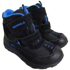 BOYS MERRELL M MB FST M AC WTRPF MK259189Y HOOK /& LOOP KIDS OUTDOOR BOOTS SIZE