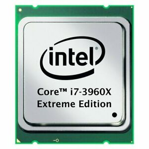 Intel Core i7-3960X Extreme Edition (6x 3.30GHz) SR0GW CPU Sockel 2011   #34782