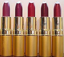 SET OF 5 Fashion Fair Finishings Lipsticks -  $80.00 Value
