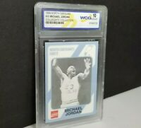 1989 North Carolina #65 Michael Jordan Collegiate Collection Gem Mint 10