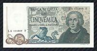 5000 Lire Cristoforo Colombo II tipo 20/05/1971   FDS