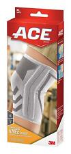 ACE Knitted Knee Brace with Side Stabilizers, X-Large