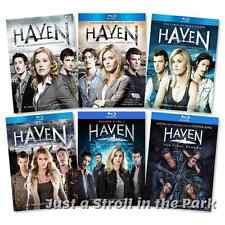 Haven: Complete TV Series Seasons 1 2 3 4 5 Box / BluRay Set(s) NEW!