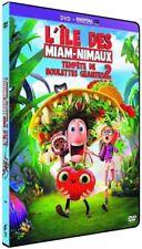 Tempête de boulettes géantes 2 : L'île des miam-nimaux DVD NEUF SOUS BLISTER