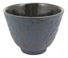 Enamel Coated Blue Cast Iron Drinking Cup [NEW]