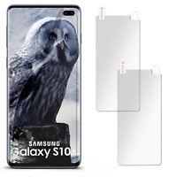 HD Film de Protection Mat pour Samsung Galaxy S10 Plus D'Écran Neuf D' Écran
