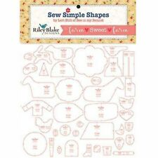 Farm Sweet Farm Sew Simple Shapes 38 Quilt Templates Set by Lori Holt STT-11131