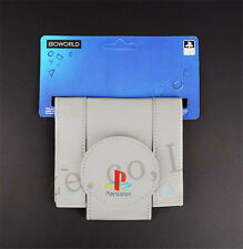 Playstation Wallet PS1 Bi-Fold Bifold Men's Accessory Collection