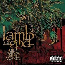 LAMB OF GOD - ASHES OF THE WAKE  CD 11 TRACKS HEAVY METAL NEU