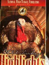 Nwtf Presents Wild Turkey Highlights 1999 Vhs
