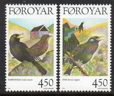Faroe Islands MNH 1998 SG336-7 Birds(3rd Series)