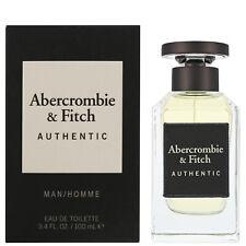 Abercrombie & Fitch Authentic Man Eau de Toilette 100ml Spray