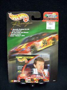 Hot Wheels Pro Racing 1999 Bill Elliott McDonalds Nascar.