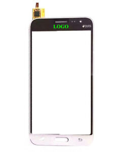Samsung Galaxy J3 2016 Digitizer Touch Screen Glass J320 J310 white with 'DOUS'.