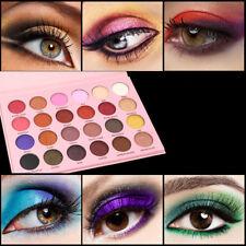 24 Colors Eyeshadow Palette Waterproof Matte Shimmer Glitter Makeup Eye Shadow