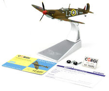 Corgi Supermarine Spitfire Mk.I - September 1940 1:72 Die-Cast Airplane AA39211