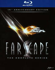 Farscape The Complete Series Blu-ray Disc 20 Disc Set 15th Anniversary Edition
