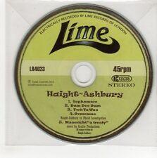 (GN517) Height-Ashbury, Sophomore - 2012 DJ CD