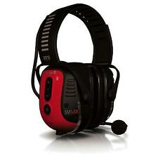 New Sensear SmartMuff SMISBSR1 Intrinsically Safe Communications Headset