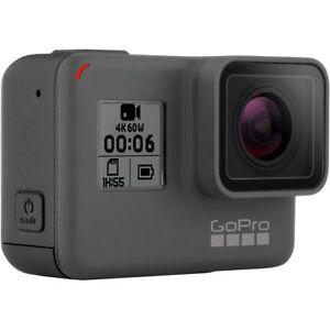 Gopro Hero6 Black  Action Camera Brand New Cod Agsbeagle