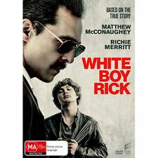 White Boy Rick (DVD, 2019)