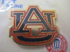 LOT of 6 PINS - Auburn University Pin - Logo