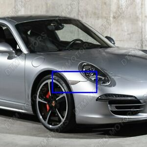 For Porsche 911 Carrera/Boxster/Cayman Clear Lens White LED Side Marker Lights