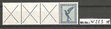 Deutsches Reich Zusammendruck Mi-Nr.: W 21.3  sauber mit Falz