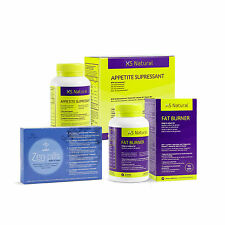 Slimming: Appetite Supressant + Fat Burner + Anxiety