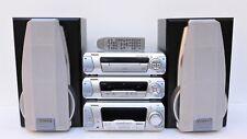 Stereo HiFi Technics Mash SA-EH670 con diffusori speaker Technics SB-EH670