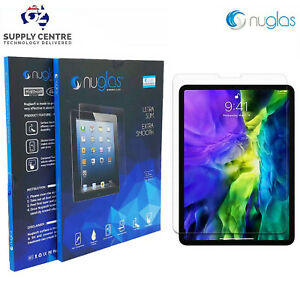 Nuglas iPad 8th Gen 7th 6th 9.7 inch 10.2 10.9 screen protector tempered glass