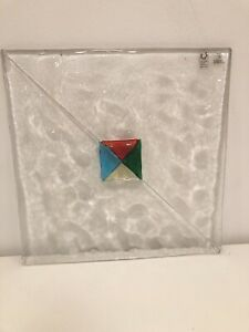 Formelle in vetro di Murano Leucos