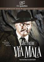 Via Mala (1961) - mit Gert Fröbe - nach John Knittel - Filmjuwelen [DVD]