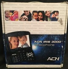 "ACN IRIS 3000 7"" SCREEN VIDEOPHONE TELEPHONE ETHERNET CONFERENCING - NEW"