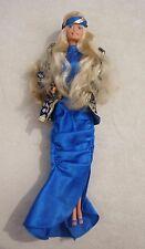 barbie dream glow en tenue Oscar de la Renta 1986