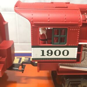 "Lionel ""1900""  North Pole Central Berkshire Locomotive and Tender 6-28646"