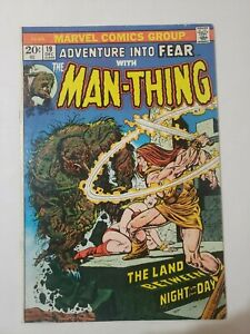 Adventure Into Fear #19 (Marvel,1973) 1st App. Howard the Duck (HOT) MCU VF-