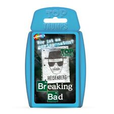 Top Trumps Breaking Bad Kartenspiel Quartett Quartettspiel Spiel deutsch NEU