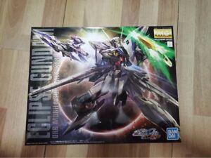 MG 1/100 eclipse gundam gundam seed destiny Bandai New In-Stock
