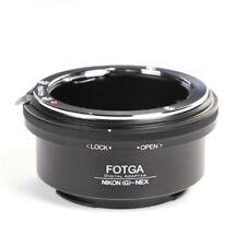 FOTGA Nikon G Lens to Sony E Mount NEX3 NEX5 NEX7 NEX-5N 5R NEX-C3 NEX-6 Adapter