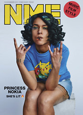 The New Musical Express 10 November 2017 Princess Nokia NME n.m.e.