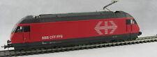 "Roco 43655 Elektrolokomotive Re 460 081-3 ""Pfänder"" des SBB CFF FFS HO/DC Neuve"