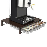 36 K Cups Metal Coffee Pod Holder Rack Storage Dispenser Coffee Machine Stand