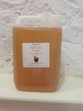 Vinagre de sidra de manzana unpasteurised orgánico 5 Litros con Bomba (H) * OFERTA ESPECIAL *