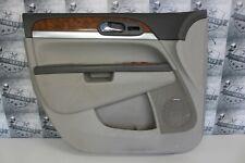 2008-2009 Buick Enclave Front Driver Left Interior Door Trim Panel 25982444 OEM
