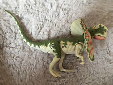 Jurassic Park Dilophosaurus Jp11 Screamer Toy Dinosaur Action Figure Kenner 1993