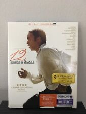 12 Years a Slave (Blu-ray Disc, 2014)