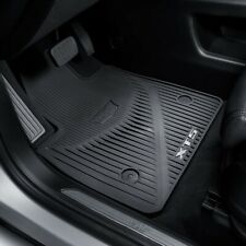 CFMBX1CD921 Black Coverking Custom Fit Front and Rear Floor Mats for Select Cadillac DeVille Models Nylon Carpet